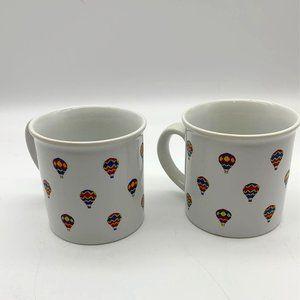 Set 2 Horchow Mugs